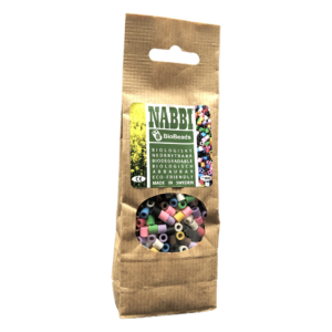Påse NABBI BioBeads 10 farger mix