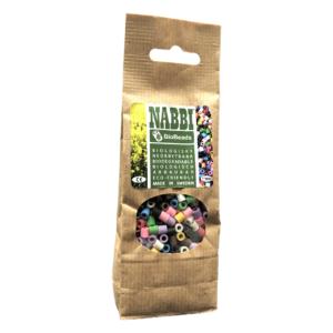 nabbi ironing beads biobeads 10 colors